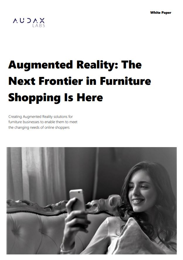 Augmented Reality: The Next Frontier in Furniture Shopping
